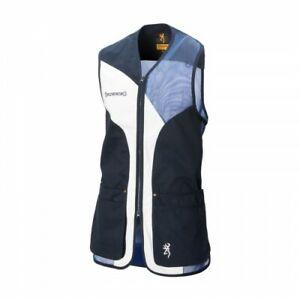 Sporter Shooting Vest Blue