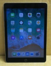 "Apple iPad Air 2 Retina 16GB Space Grey 9.7"" Tablet MGL12B/A A1566 Wi-Fi Only"