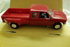 8303EO AMT/Ertl 1996 Chevrolet C-3500 Dooley,Victory Red 1/25 Plastic Promo