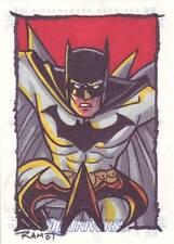 DC Legacy sketch (SketchaFEX) Molinelli Batman