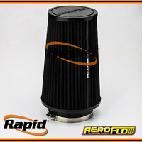 """Universal Tapered Pod 4"""" (101mm) Clamp-On Filter Aeroflow AF2711-0870"""