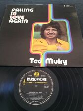 "APLP 001 TED MULRY FALLING IN LOVE AGAIN LP ALBERT 12"" RECORD TED MULRY GANG TMG"