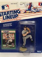 1989 Starting lineup Mike Henneman Baseball figure Card Detroit Tigers toy MLB P