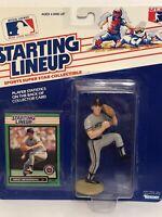 1989 Starting lineup Mike Henneman Baseball figure Card Detroit Tigers toy MLB P