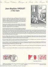 DOCUMENT PHILATÉLIQUE - YT 2569 - 1er JOUR 1989