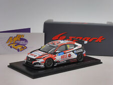 "Spark S8957 # Honda Civic Type R TCR No.18 Winner WTCR 2019 "" T. Monteiro "" 1:43"