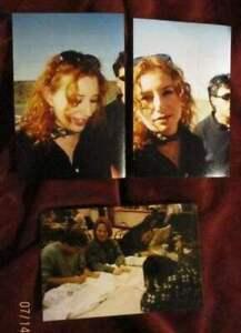 Tori Amos - Collection of Photos. postcards stickers etc