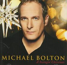 A Swingin' Christmas by Michael Bolton (The Second Time Around 2006) CD - (NEW)