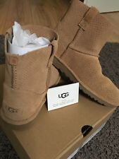 UGG Boots Sommer ohne Futter wNEU Gr.38/39 Classic unlined Mini in beige