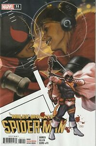 Miles Morales Spider-Man # 31 Cover A NM Marvel [C1]