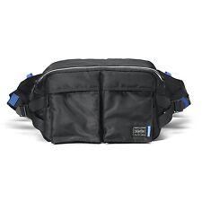 Adidas x Porter 2-Way Waist Shoulder Bag CI5716 - Black