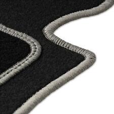 Auto Fußmatten Autoteppich für Renault Megane 2 II 2002-2009 Velours CACZA0104