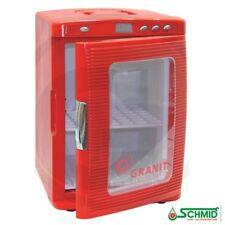 Mini Kühlschrank rot 25 Liter von Granit Getränkekühlschrank Dosenkühler Minibar