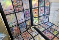 Pokemon Cards Bundle X 25 All Holo VMAX -  GX  -  RARE - FULL ART - 100% GENUINE