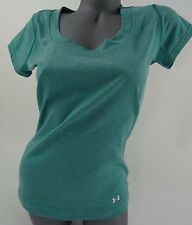 Under Armour shirt Womens size S green