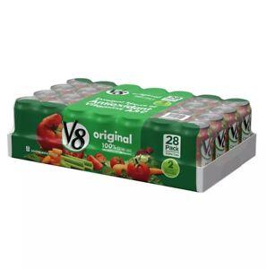 V8 Original Vegetable Juice Cans (11.5oz / 28pk)