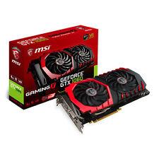 MSI GeForce GTX 1060 GAMING X 6GB 192-Bit GDDR5 TF VI Fan VR Ready Graphics Card