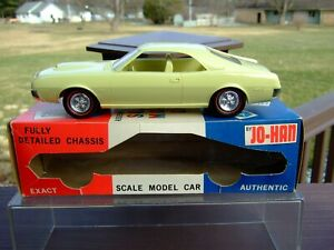 1970 Javelin SST-ORIGINAL BOX-EXCELLENT-