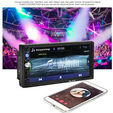 2Din 7inch MP5 player hands free FM/TF/USB Bluetooth Video MP5 Multimedia Player