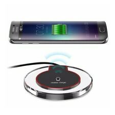 Wireless Fast Charger QI wireless Charging pad Stand Dock for iPhone, Samsung