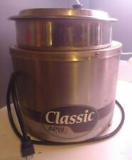 Soup Warmer Chili Cheese Counter Top Apw Wyott Rw 1v Fast Shipping