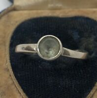 Vintage Sterling Silver Ring 925 Size 9