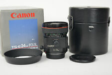 Canon Lens TS-E 24mm F/3.5 L