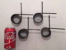 """.172"""" Wire Torsion Spring Lot Of 4"""