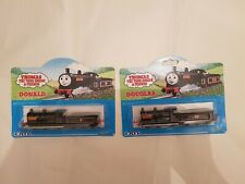 Thomas The Tank & Friends ERTL DONALD AND DOUGLAS TRAIN DIECAST NEW AND SEALED