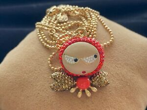 Swarovski Eliot the Crab Pendant Necklace
