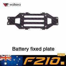 Walkera F210 battery fixed plate Carbon fiber