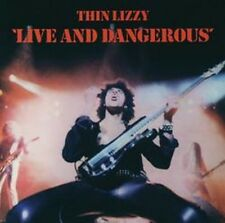Thin Lizzy - Live And Dangerous (Remastered) (NEW CD)