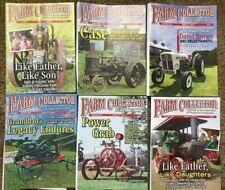 Farm Collector Magazine 12 Issues. Complete 2019 lot. Tractors, Tools, Machinery