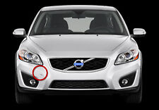 Volvo C30 2010-2013 Front Bumper Tow Hook Cover UNPAINTED
