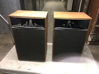 """Realistic Mach One Liquid Cooled #40-4029 NON SPEAKERS ONLY BOXES SEE """"AS IS"""""""