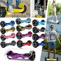 """6.5"""" Hoverboard Bluetooth Electric Self Balance Scooter with Bag UL Multicolor"""