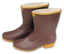 Stivali in gomma stivale tronchetto suola calandrata n.45 calandrati