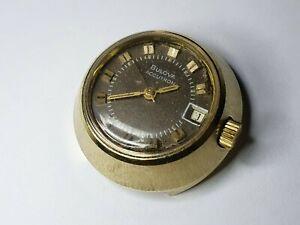 Vintage Ladies Bulova Accutron ref 7069-1 cal 2302 Spares or Repair