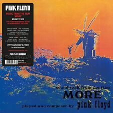 OST/PINK FLOYD - MORE (2011REMASTERED VERSION)  VINYL LP NEW+