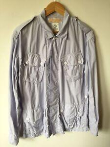 RELISTED* Visvim Superlight Jacket (M) Sky Blue Sea Island Cotton, Packable