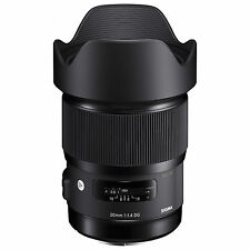 Sigma 20mm F1.4 DG HSM Art Lens Nikon Aa0425