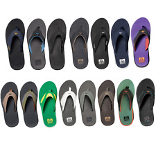 Reef Mens Fanning Pool Beach Holiday Flip Flops Thongs Sandals