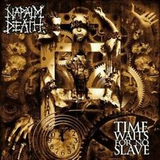 Napalm Death - Time Waits for No Slave [New CD] Argentina - Import