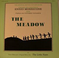 "East - Soundtrack - The Meadow - Ennio Morricone 12 "" LP (L767)"