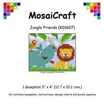 "Mosaicraft pixel Craft MOSAICO Art Kit /'GIRASOLE VERDE /""pixelhobby"