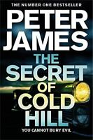 The Secret of Cold Hill, James, Peter, Like New, Paperback
