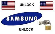 VERIZON Unlock Service Code Samsung Galaxy S8 S7 S6 S5 S4 Note 8 5 4 3 2 LG G3