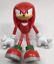 Vintage Rare Knuckles : Sonic The Hedgehog Jazwares Action Figure Toy SEGA