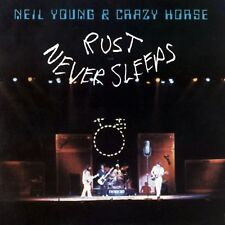 NEIL YOUNG - RUST NEVER SLEEPS - LP REISSUE VINYL NEW SEALED 2016