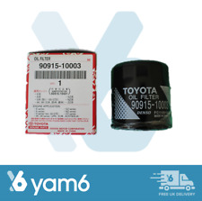GENUINE TOYOTA OIL FILTER FITS TOYOTA AYGO YARIS + MORE 90915-10003